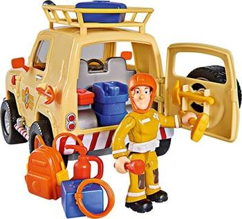 Brandweerman Sam Tom's 4x4 Offroader - Speelgoedauto