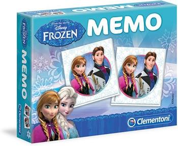 Clementoni Frozen Memo - Geheugenspel