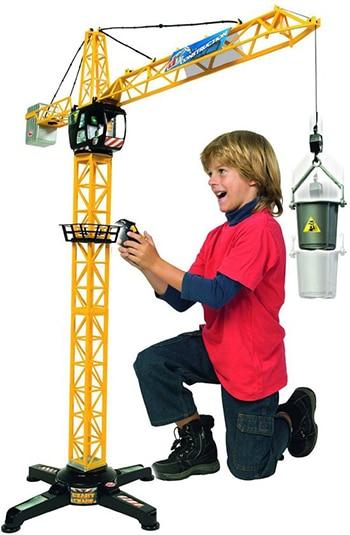Dickie Construction Series - Mega Kraan (100cm)