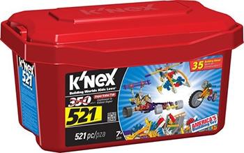 K'NEX 521 Onderdelen - Bouwset