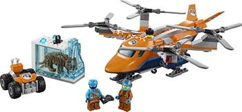 LEGO City Arctic Poolluchttransport