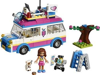 LEGO Friends Olivia's Missievoertuig