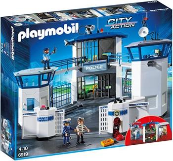 PLAYMOBIL Politiebureau met gevangenis
