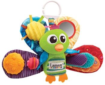 Jacques de pauw trekfiguur speelgoed van lamaze