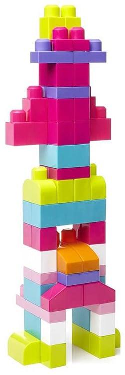 meerkleurige speelgoedblokken voor kinderen van Mega Bloks