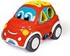 sprekende vormenauto rood kinderspeelgoed