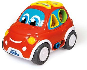 sprekende vormenauto kinderspeelgoed van Clementoni