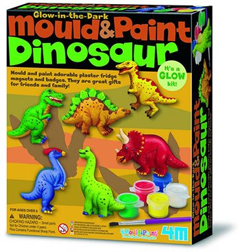 Dinosaurus knutselpakket van 4M