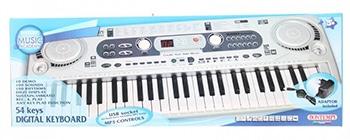 Bontempi keyboard digitaal 54 toetsen
