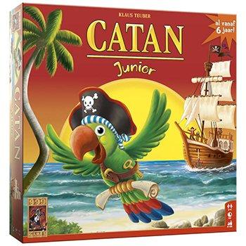 Catan Junior gezelschapsspel