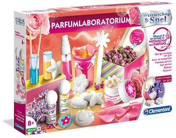 Clementoni Wetenschapsspel parfum laboratorium