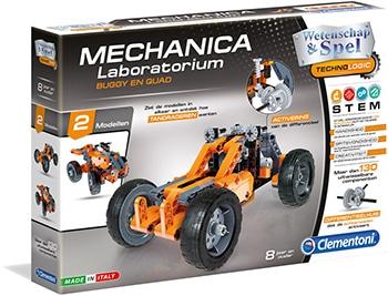 Clementoni technologie buggy en quad