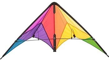 HQ tweelijnsvlieger Calypso II Radical 110 cm