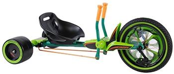 Huffy Green Machine skelter met 16 Inch wielen