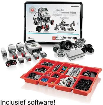 LEGO Mindstorms ev3 core set met software 45544