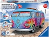 Ravensburger 3D puzzel Volkswagen T1 bus indian summer - 162 stukjes
