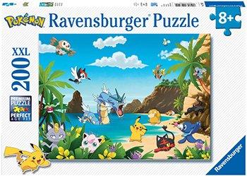 Ravensburger puzzel XXL Pokémon - 200 stukjes