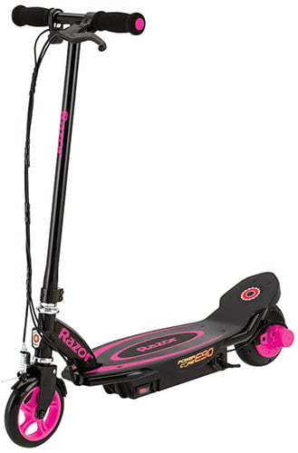 Razor Elektrische Step Power Core E90 - Roze
