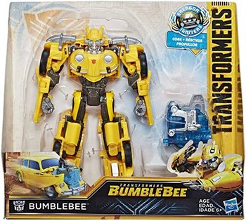 Transformers: Bumblebee Energon Igniters speelfiguur