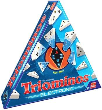 Triominos Electronic - gezelschapsspel