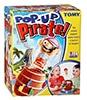 meerkleurig piraten bordspel voor kinderen van Tomy