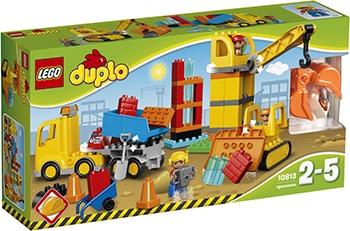 meerkleurige LEGO Duplo bouwplaats bouwset voor kinderen