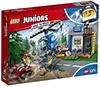 """meerkleurige LEGO Juniors bouwset """"Politie-achtervolging"""""""
