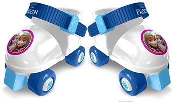 wit blauwe Frozen rolschaatsen van Disney