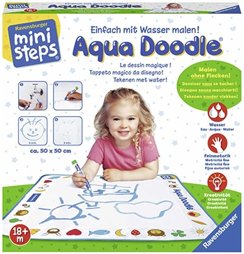 "meerkleurig knutselpakket ""Aqua Doodle"" van Ravensburger"