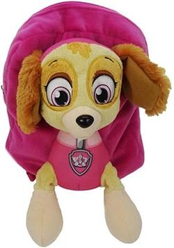 roze pluche rugzak voor meisjes van Paw Patrol