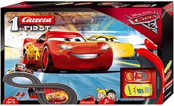 meerkleurige Cars racebaan voor kinderen van Disney & Carrera