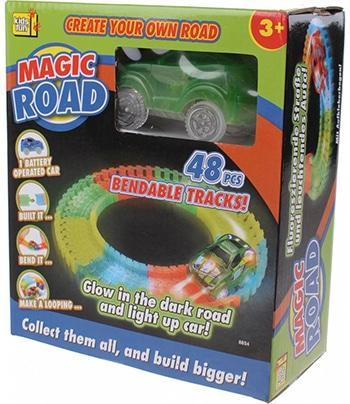 racebaan voor kinderen van Kids Fun