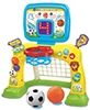 meerkleurige kunststof sport & scoor speelplaats van VTech