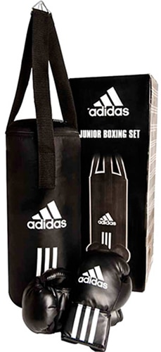 Adidas junior boks set