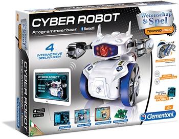 Clementoni Wetenschap & Spel cyberrobot