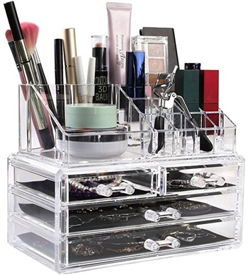 Deluxa Make-Up Organizer