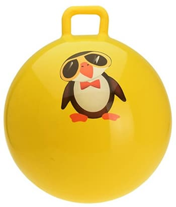 Free and Easy skippybal pinguïn