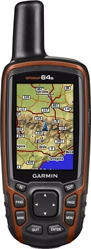 Garmin GPSMAP 64s navigatiesysteem