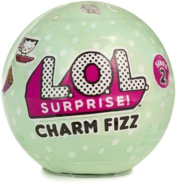 L.O.L. Surprise Fizz bruisbol - serie 2