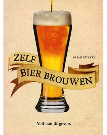 Zelf Bier Brouwen kookboek