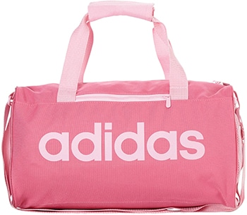 adidas performance junior sporttas core duf xs roze