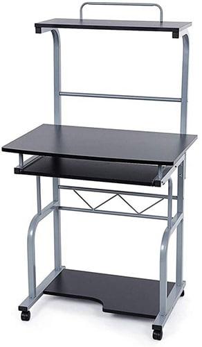 computertafel op wielen
