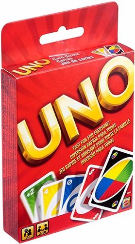 mattel uno kaartspel