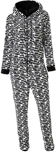 pastunette fleece onesie