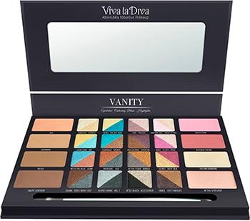 viva la diva vanity palette