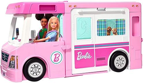 Barbie GHL93 camper