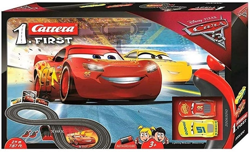 Carrera FIRST Disney Pixar Cars 2 - autoracebaan