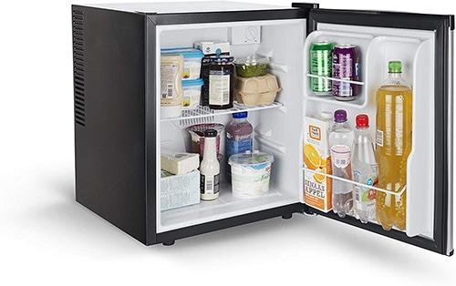 Cuisinier nul DB-geruisloze mini-koelkast