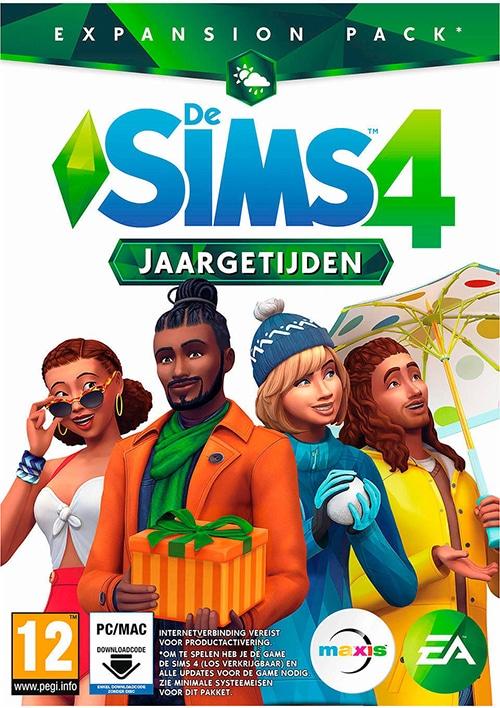 De Sims 4 - Jaargetijden