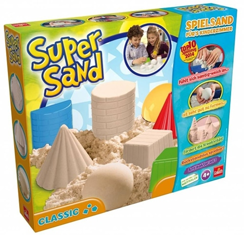 Goliath Super Sand Classic speelzand